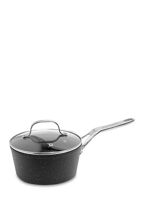 Starfrit The Rock 2-qt. Saucepan with Lid