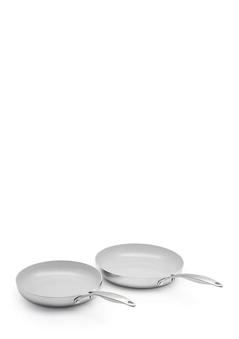 Greenpan Venice Pro 10-inch and 12-inch Ceramic Non-Stick