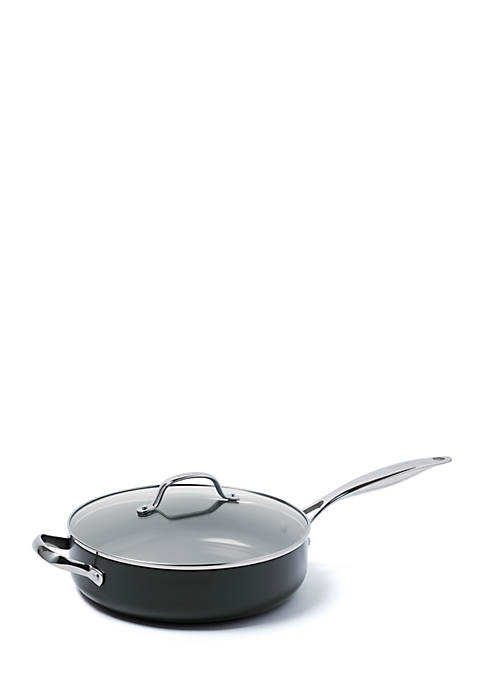 Greenpan Valencia Pro Magneto 4.5-QT Ceramic Non-Stick Covered