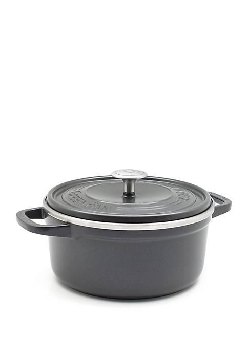 Greenpan SimmerLite 5.5qt Cast Aluminum Ceramic Non-stick Dutch
