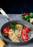 Chatham 11 Inch Ceramic Nonstick Round Grill Pan