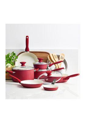 Greenpan Rio Ceramic Nonstick - 16 Piece Set