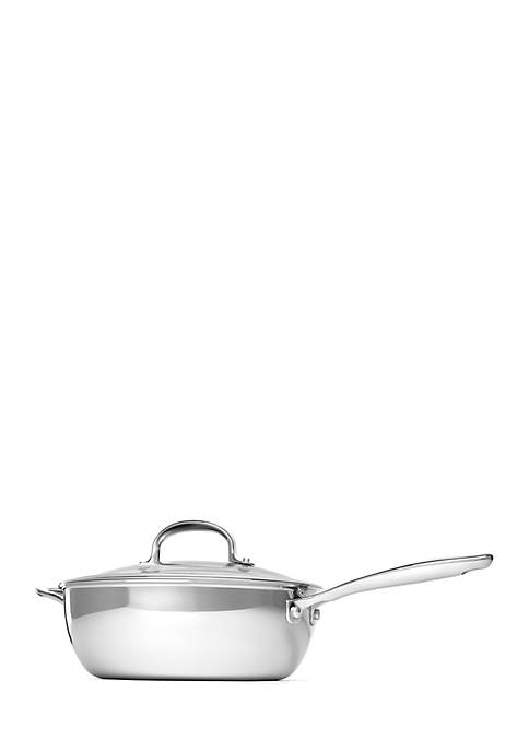 OXO Good Grips Tri-Ply Stainless Steel Pro 3.5-qt.