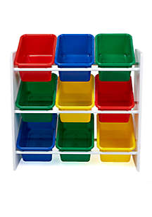 3-Tier Storage Bin and Organizer