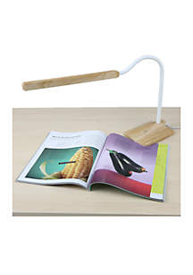 Dimmable Touch Power Stand Alone Flexible Desk Lamp
