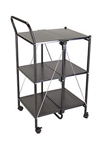 3-Tier Foldable Cart