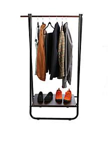 Foldable Single Garment Rack
