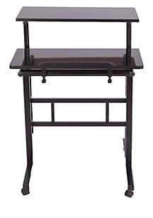 2-Tier Standing Desk Roller