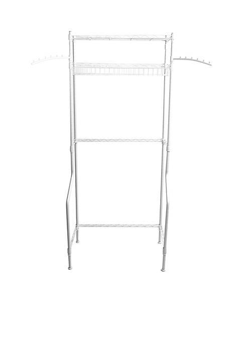 MindReader Washing Machine Shelf and Rack