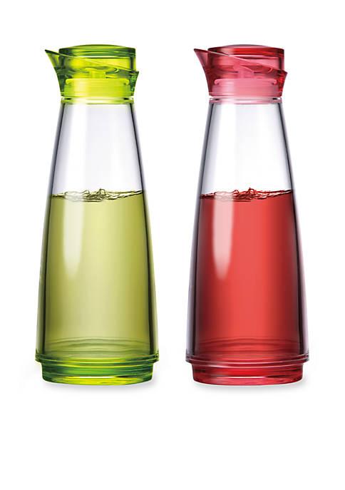 Oil And Vinegar 2 Bottle Set
