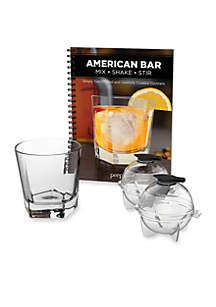 American Mix, Shake, Stir Gift Set