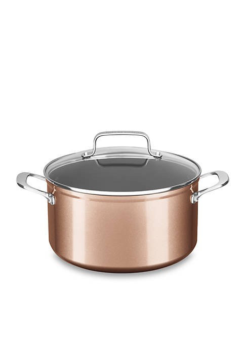 KitchenAid® Hard Anodized Nonstick 6-qt. Low Casserole with