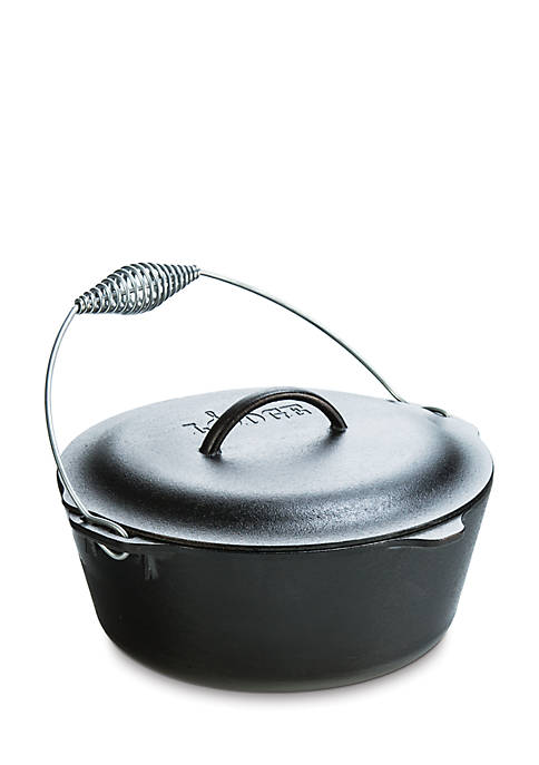Lodge® 7-qt. Cast Iron Dutch Oven