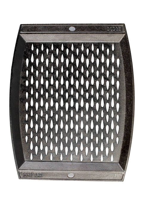 Cast Iron Grill Topper