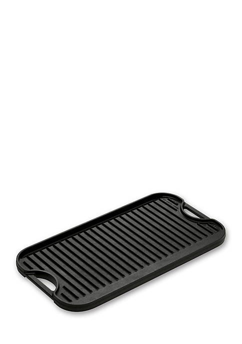 Lodge® Pro-Grid Iron Reversible Grill/Griddle