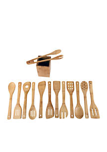 14-Piece Utensil Set with Caddy
