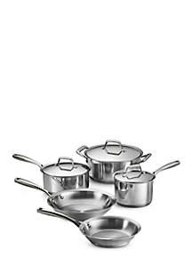 8-Piece Tramontina Gourmet Prima 18/10 Stainless Steel Cookware Set