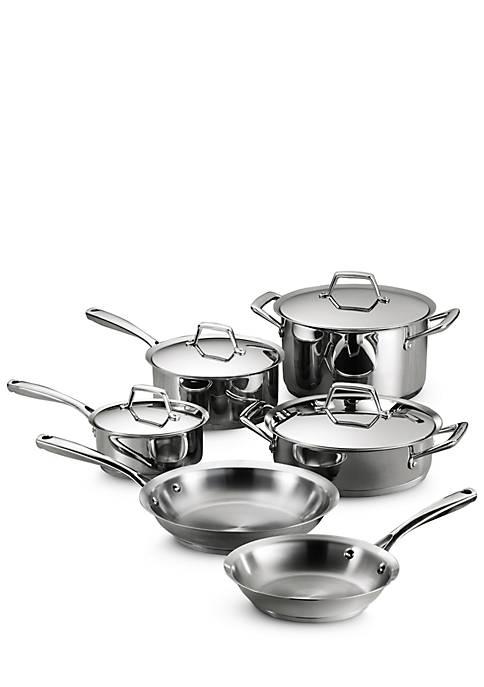 10-Piece Gourmet Prima Cookware Set
