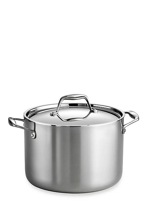 Tramontina Gourmet Tri-Ply Clad 18/10 Stainless Steel