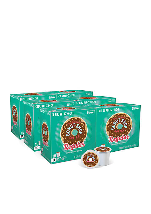 Keurig® Donut Shop Regular 108ct