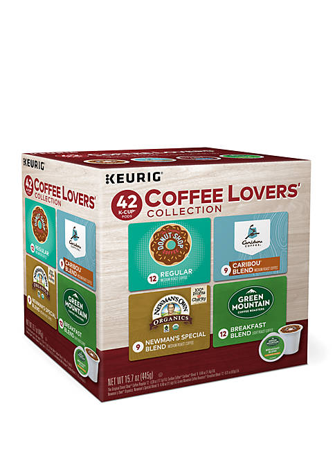 Keurig® 42 K-Cup Pod Coffee Lovers Collection