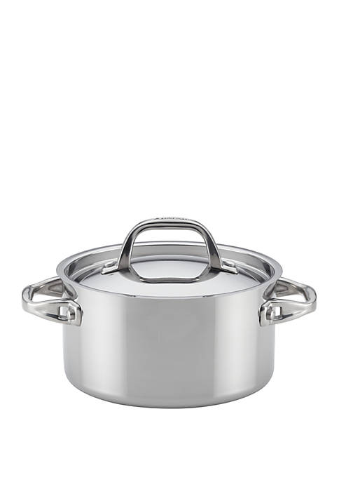 Anolon Tri Ply Clad Stainless Steel 3.5 Quart