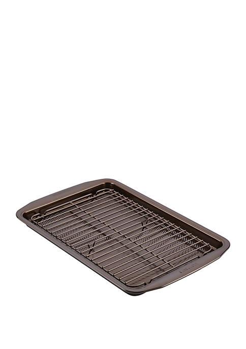 Circulon Nonstick Bakeware 2 Piece Cookie Pan Set