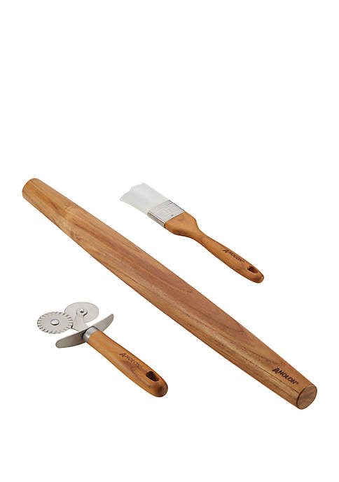 Anolon Tools and Gadgets 3 Piece Prep Set
