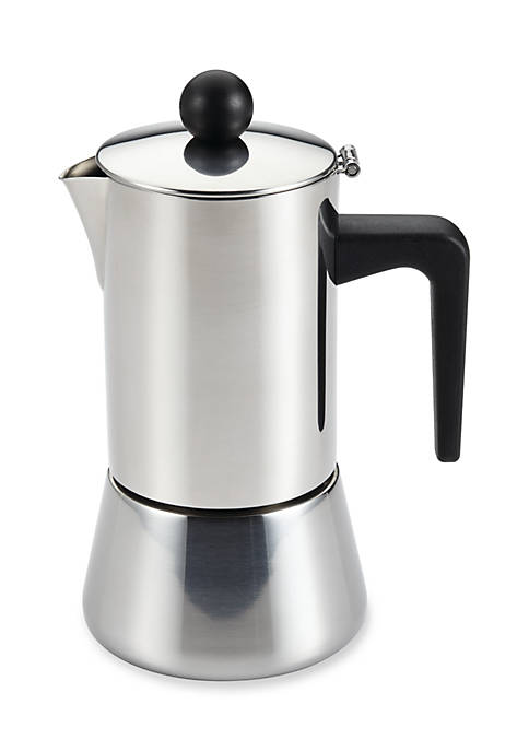 4-Cup Stovetop Espresso Maker - 53916