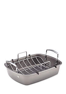 Nonstick Bakeware Roaster with U-Rack