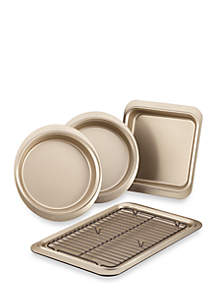 5-Piece Nonstick Bakeware Set
