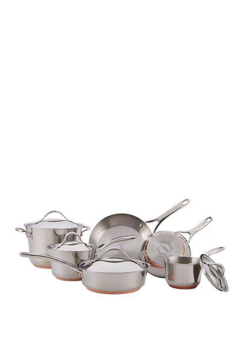 Anolon 10 Piece Cookware Set