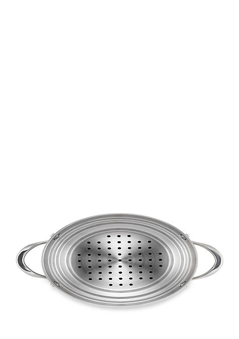 Classic Stainless Steel Universal Covered Steamer Insert