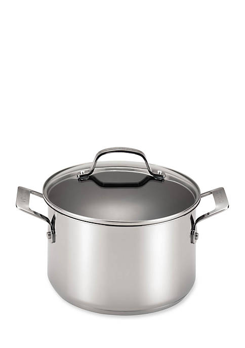 Circulon Genesis Stainless Steel Nonstick 5-qt. Covered Dutch