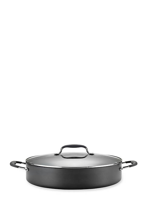 Anolon Advanced Hard-Anodized Nonstick 7.5-qt. Covered Wide