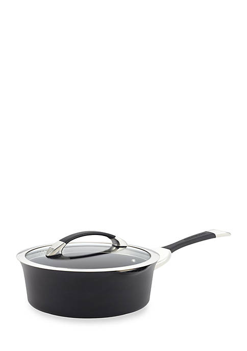 Circulon Symmetry Hard Anodized Nonstick 3.5-qt. Straining
