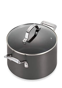 Genesis Hard-Anodized Nonstick 4.5-qt. Covered Dutch Oven - Online Only