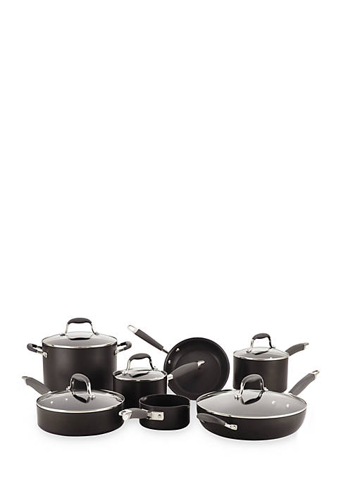 Anolon Advanced Hard-Anodized Nonstick 12-Piece Cookware Set