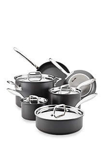 Thermal Pro™ 10-Piece  Hard-Anodized Nonstick Cookware Set