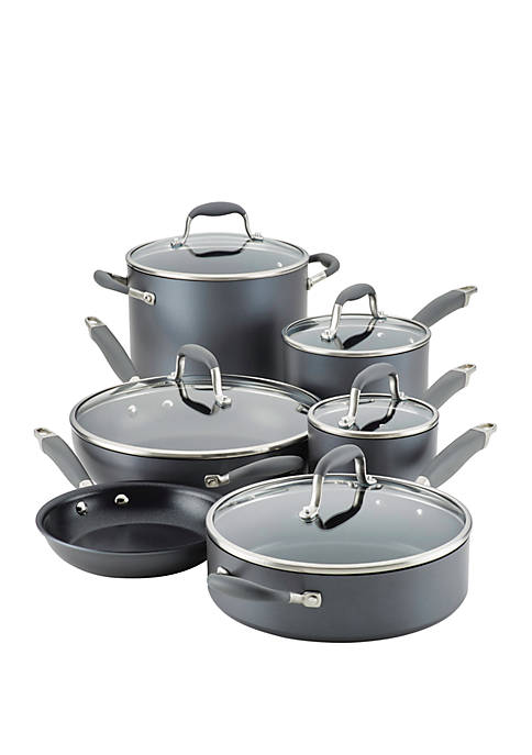 Anolon Advanced Home Hard Anodized Nonstick 11 Piece