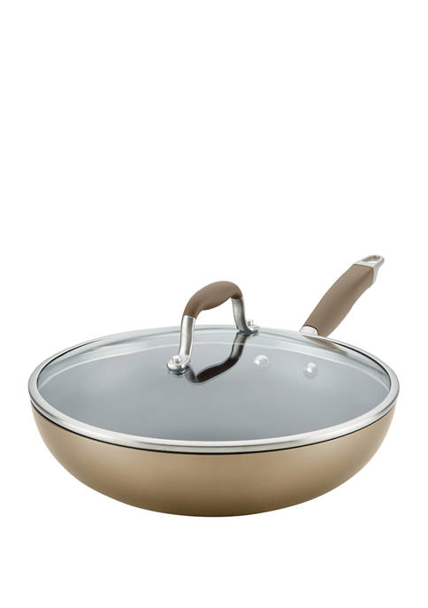 Anolon 12 Inch Covered Pan
