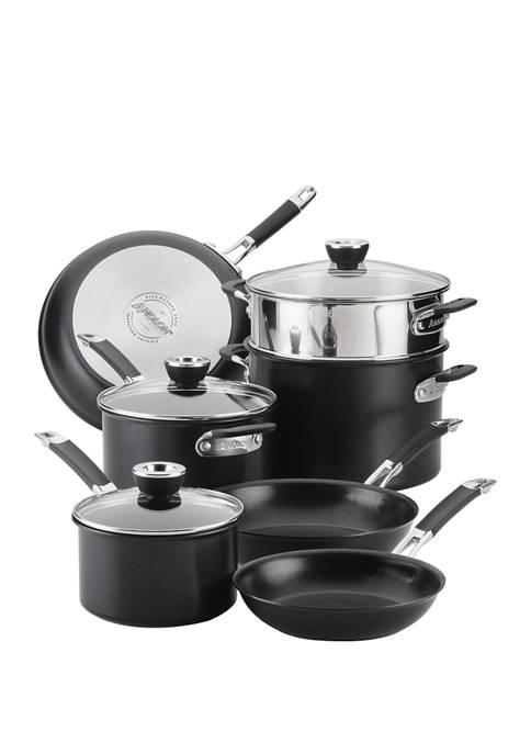 Anolon 10 Piece Cookware Set