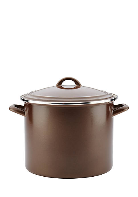 Ayesha Curry Home Collection 12-qt. Enamel on Steel
