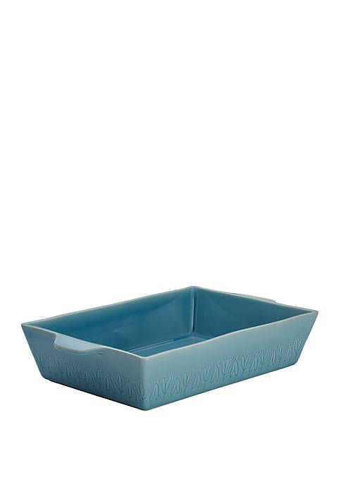 Ayesha Curry Collection Ceramic Rectangular Baker Dish