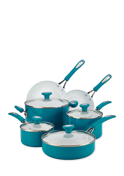 Ceramic CXi Nonstick 12-Piece Cookware Set