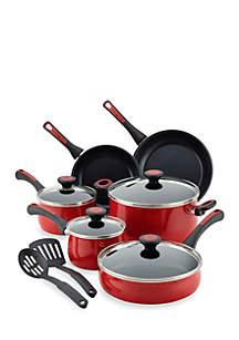 12-Piece Riverbend Aluminum Nonstick Cookware Set