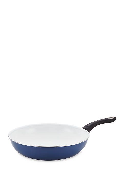 Farberware Ceramic Nonstick Cookware 12.5-in. Deep Skillet