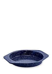 Speckled Nonstick 10-in. x 15-in. Round Cake Pan