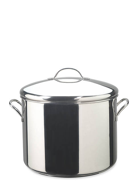 Classic Series 16-qt. Covered Stockpot, Stainless Steel