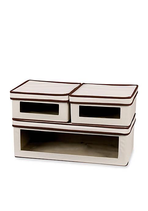 Household Essentials® 3-Piece Vision Box